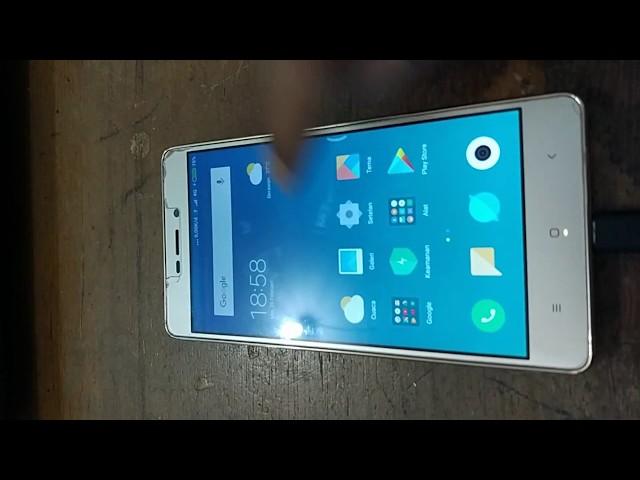 Unlock 4G Xiaomi Redmi 3 IDO MIUI 9 V9.2.1.0.LAIMIEK