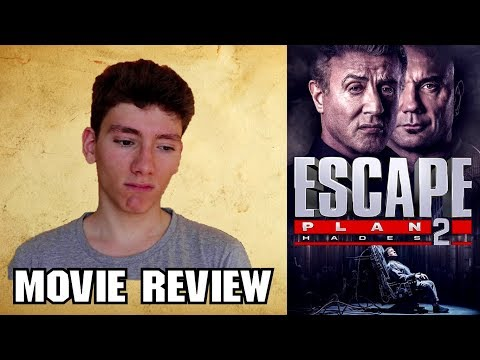 Escape Plan 2: Hades (2018) [Action Movie Review]