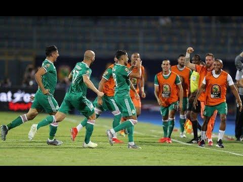 شاهد ملخص  فوز الجزائر على السنغال 1-0