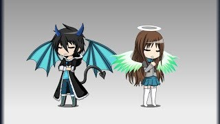 A Demon's and Angel's love. Episode 1. (Rhigel) (GachaStudio)