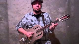 Downhearted Blues - Son House Lesson