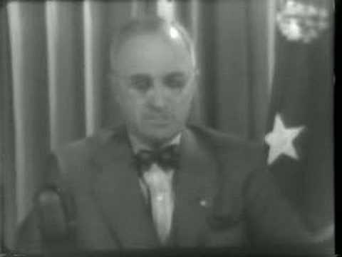 was truman justified in his decision Accordingly, in his speech, president truman requested that congress provide $400,000,000 worth of aid to both the greek and turkish governments and support the dispatch of american civilian and military personnel and equipment to the region truman justified his request on two grounds.