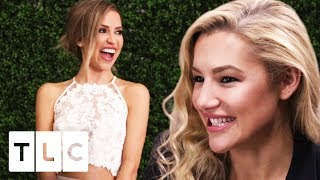Hayley Paige Makes Kaitlyn Bristowes Perfect Wedding Gown! | Hayley Ever After