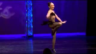 "Dance Moms: Maddie's Solo ""Come To The Cabaret"""