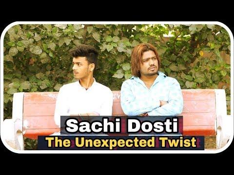 Sachi Dosti || THE UNEXPECTED TWIST || JAMMY BROTHERS