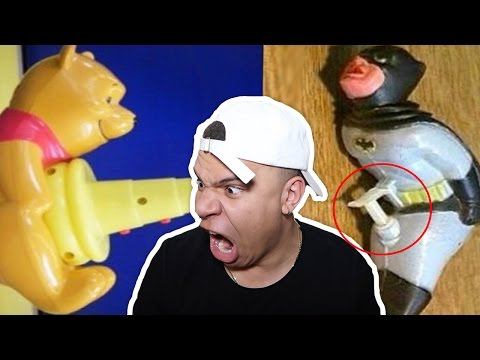 FUNNIEST BANNED KIDS TOYS! (HOW DID THESE EXIST?)