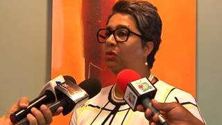 Interview Lisette M. Malmberg Donacion Aruba Bank