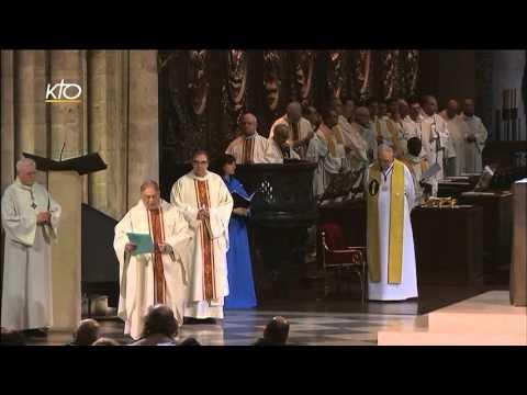 Messe d'action de Grâce - clôture du Jubilé des Dominicains