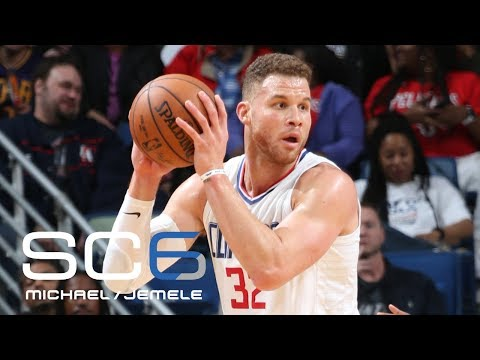 Blake Griffin being traded to Pistons from Clippers | SC6 | ESPN