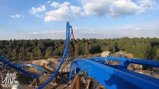 Fēnix - Toverland - Onride - Wing Coaster - B&M