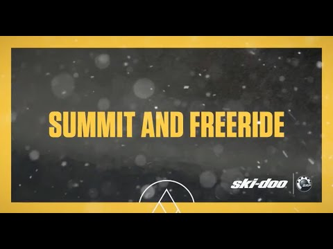 "2017 Ski-Doo Summit X 174 800R E-TEC E.S., PowderMax 3.0"" in Salt Lake City, Utah"