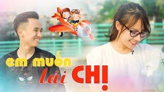 Em Muốn Lái Chị | Phim Tình Cảm Hài Hước Gãy TV