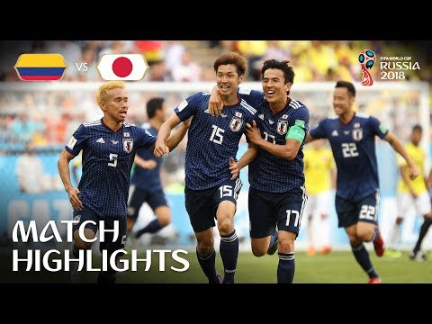 Colombia v Japan - 2018 FIFA World Cup Russia™ - Match 16