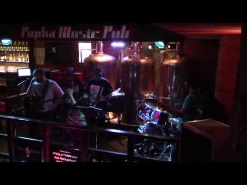 Farby - 12.04.2014 Popka Music Pub, Hudobná skupina Farby z Rozňavy