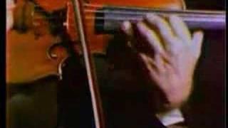Menuhin - Paganini Concerto No 1 - 3rd Mvt - 1963 to 1934!