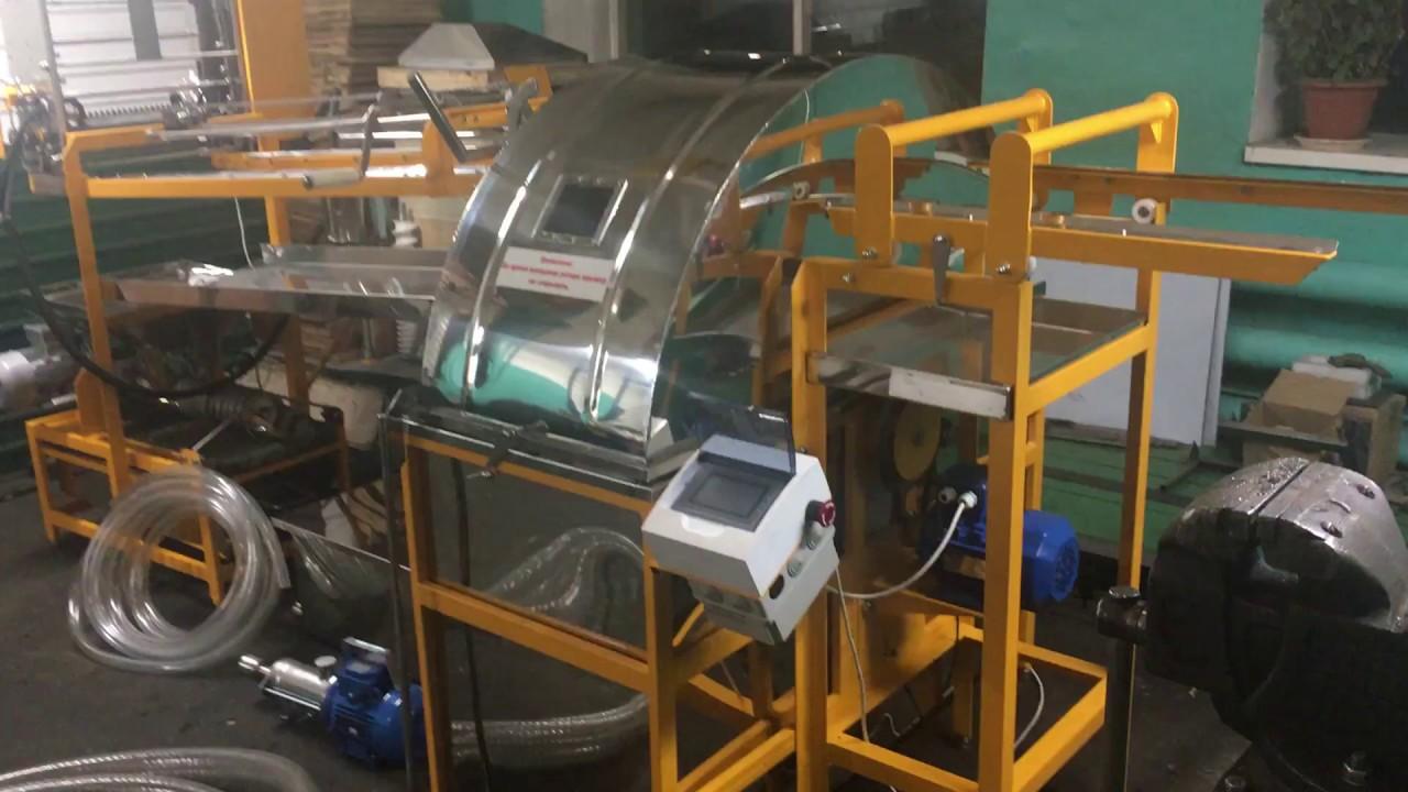 Минилиния по выборки меда из сотов, производства ООО