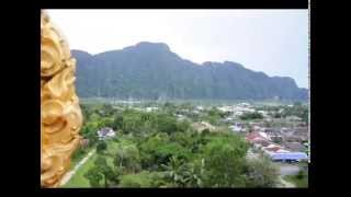 preview picture of video 'Phang Nga Town - Thailand'