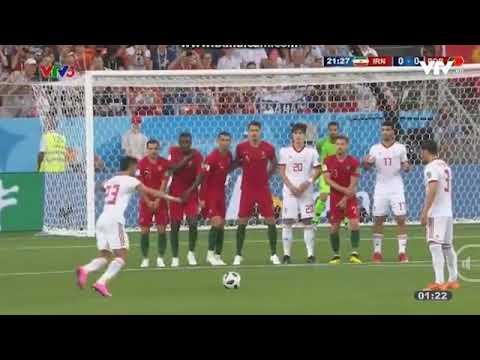 Xem lại trận đấu bồ đào nha vs iran bình luận tiếng việt ( world cup 2018 )