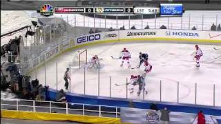 NHL: 2011 Winter Classic Pittsburgh Penguins vs Washington Capitals Highlights