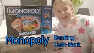 Monopoly Banking Cash-Back I Spieleabend
