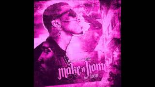 August Alsina ft.Young Jeezy- Make It Home (Blue Turtle Slow down)