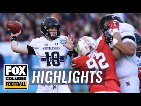 Utah Vs. Northwestern | FOX COLLEGE FOOTBALL HIGHLIGHTS Mp3