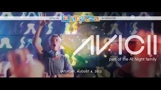 AVICII  Lollapalooza Official Afterparty 2012