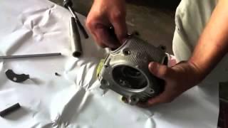 Video Hướng dẫn tháo lắp xe Yamaha scooter