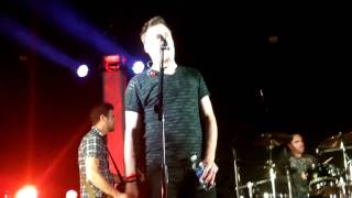 Somebody To Love (Marc Martel) with Downhere, Jason Gray, and Aaron Shust