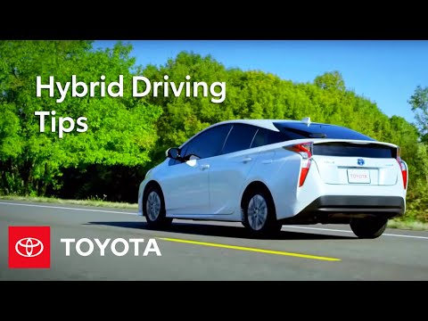 Toyota Prius video