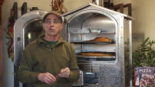 Introducing the SilverFire Dragon Wood Fired Pizza Oven