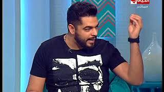 حوار خاص لـ ممدوح الشناوي مع عازف الكمان الموهوب أحمد مختار فى العيلة