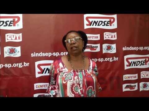 Dirigente do Sindsep fala sobre a 17ª Conferência Municipal de Saúde