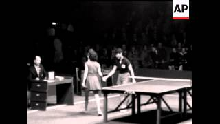 TABLE TENNIS CHAMPIONSHIPS - NO SOUND