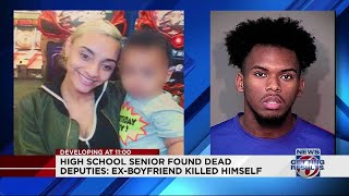 Liberty student found dead; ex-boyfriend kills himself, deputies say