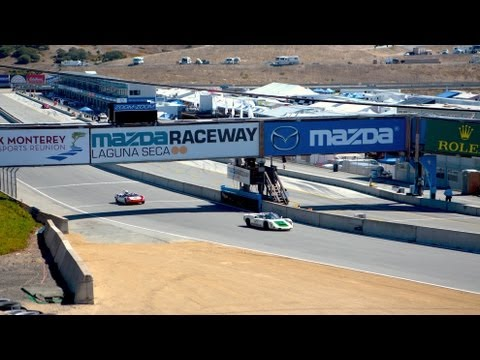 In the Pits at Laguna Seca 2013 – Jay Leno's Garage
