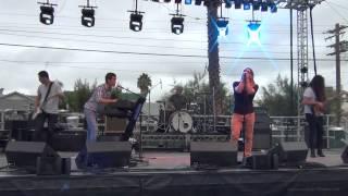 Family Wagon 'Wonder If She Knows' Rocktoberfest, San Diego 2012