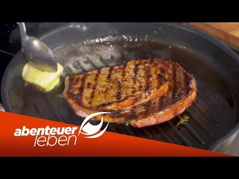 Top 5 Steak Hacks: Mit diesen Tricks gelingt das perfekte Steak | Abenteuer Leben | kabel eins