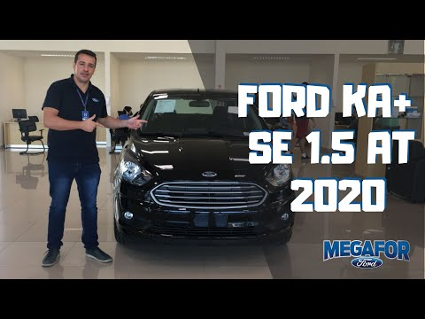 Ford Ka SE 1.5 AT 2020 | Tudo sobre um dos sedans mais vendidos do Brasil