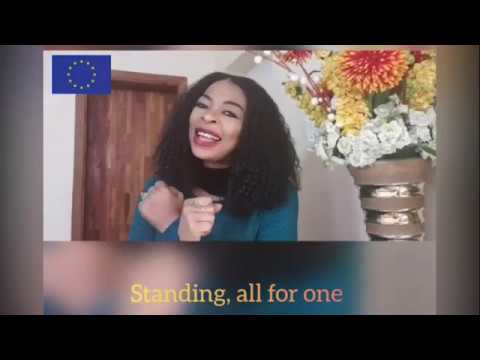 Europe Day Solidarity by   Chineze Okeke