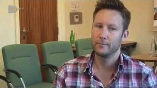 Майкл Розенбаум/Лекс Лутор, Michael Rosenbaum - Talks About Returns to Smallville (CW)