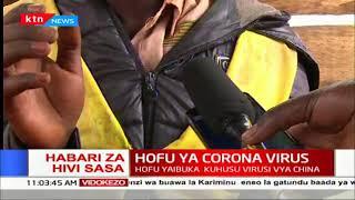 Hofu yatanda Kiambu baada ya raia watatu wa China wanaoaminika kuwa na coronavirus kutua nchini