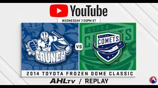 AHL Replay: 2014 Frozen Dome Classic