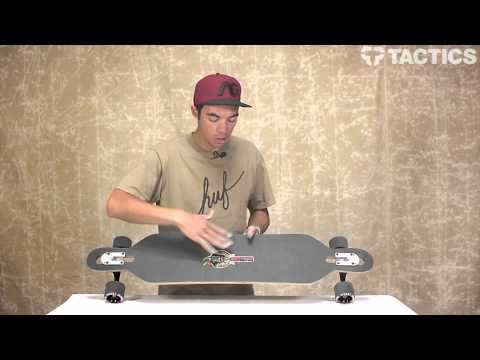 Riviera Longboards Street Slayer 41.5 Inch Complete Longboard Review – Tactics.com