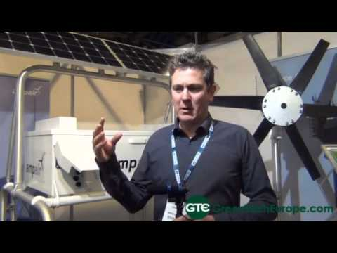 Ampair Interview: Integrated smalll wind and hydro and hybrid solar