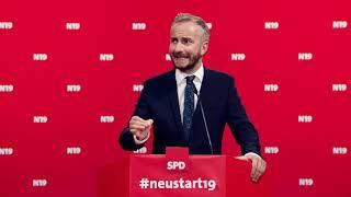 SPD-Bewerbung Böhmermanns