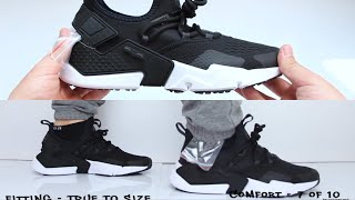 Nike Air Huarache Ultra Breathe! | On foot and review