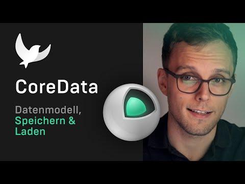 CoreData für Anfänger 🚀 — Swift Tutorial (deutsch) — Programmieren lernen