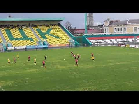Металлург (Липецк) - Строгино (Москва) - 1:0 | Сезон 2018-19 | 22 тур | Обзор