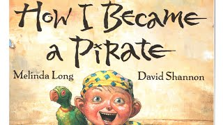 """""""How I Became A Pirate"""" 